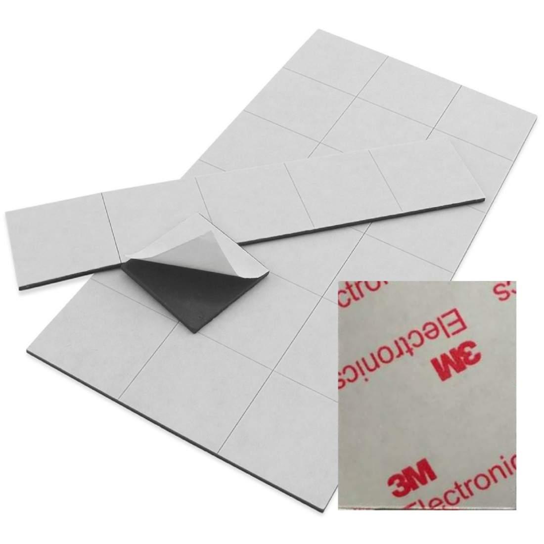 42.2 Samolepící magnetická fólie (řezaná) - 29x39 mm